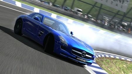 メルセデス・ベンツ SLS AMG ケープリンク ドリフトトライアル4