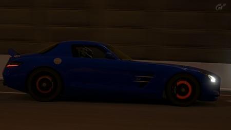 SLS AMG スペシャルステージ・ルート5逆走 タイムトライアル3