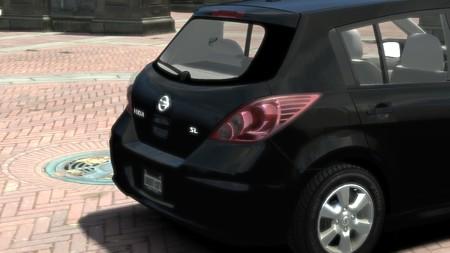 '09 Nissan Versa4