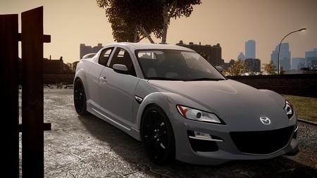 '11 Mazda RX-8 R3