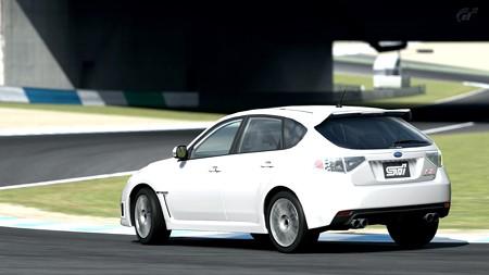 PP480/スバル インプレッサ ツインリンクもてぎ東コース タイムトライアル