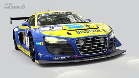 アウディ R8 LMS ultra (Audi Sport Team Phoenix) #3 '12