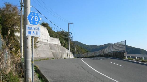写真: 灘黒岩水仙郷38