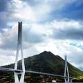 写真: しまなみ海道・多々羅大橋