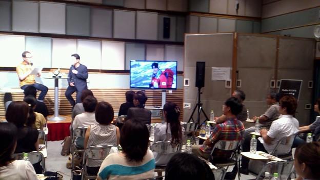 TBSラジオ「Radio SCOPE」公開収録始まりました!放送は8月 毎週土曜日 ...