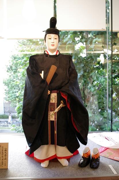 公卿束帯姿 - 写真共有サイト「フォト蔵」