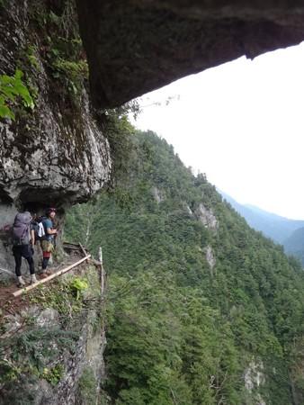 登山 下ノ廊下32