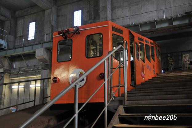 青函トンネル竜飛斜坑線「もぐら」号 - 写真共有サイト「フォト蔵」